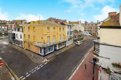2 Bedrooms Flat for sale in 20 St Edmund Street, Weymouth, Dorset