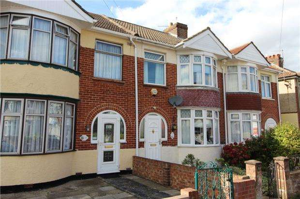 3 Bedrooms Terraced House for sale in Gosport, Hampshire, PO12