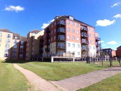 2 Bedrooms Maisonette Flat for sale in Britannia House, Palgrave Road, Bedford, Bedfordshire