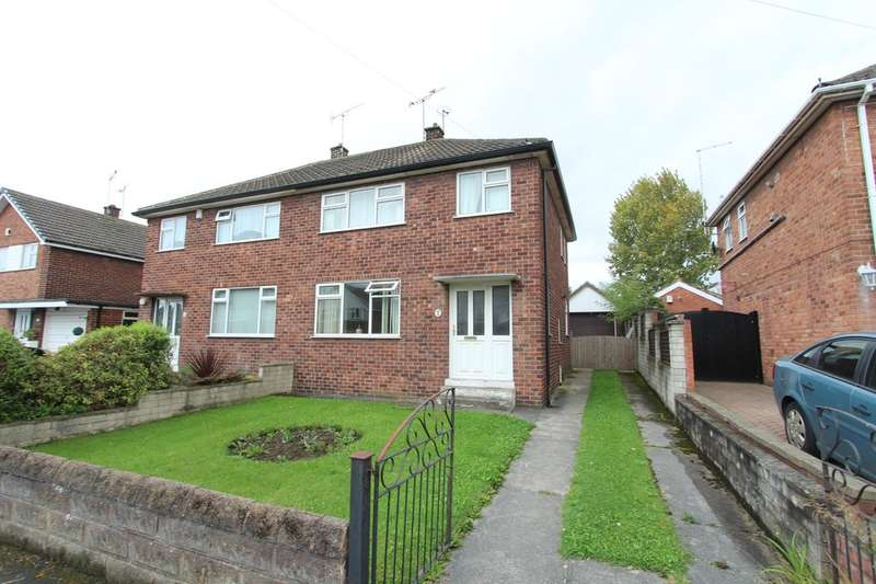 3 Bedrooms Semi Detached House for sale in Croft Road, Brinsworth