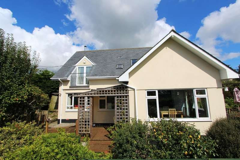 4 Bedrooms Detached House for sale in Quethiock