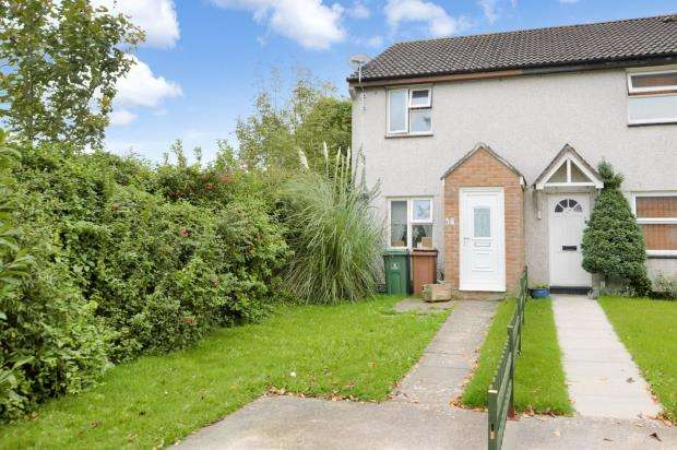 3 Bedrooms End Of Terrace House for sale in Kirkstall Close, Ham, Plymouth, Devon