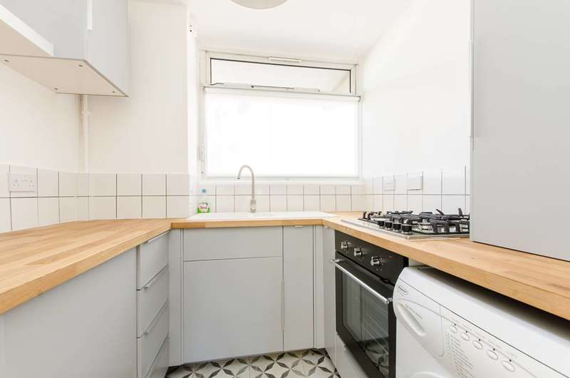 Studio Flat for sale in Bishops Way, Bethnal Green, E2