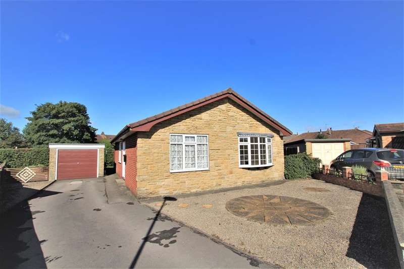 3 Bedrooms Bungalow for sale in Wendy Avenue, Ripon, HG4 1TD