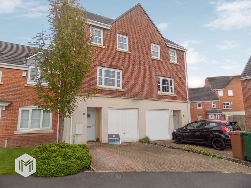 3 Bedrooms Town House for sale in Baker Close, Buckshaw Village, Chorley, PR7