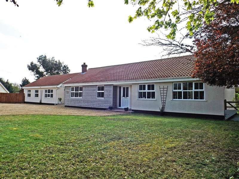 6 Bedrooms Bungalow for sale in Rode Lane, Norwich, Norfolk, NR16