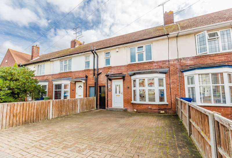 3 Bedrooms Terraced House for sale in St. Georges Avenue, Sheerness, Kent, Me12