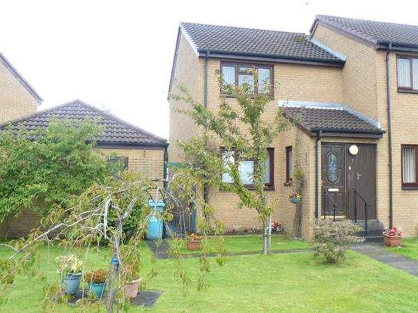 2 Bedrooms Semi Detached House for rent in Lochview Quadrant, Lochview Estate, Bellshill