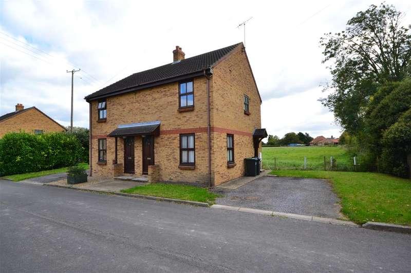 2 Bedrooms Semi Detached House for sale in Chapel Lane, Wicken