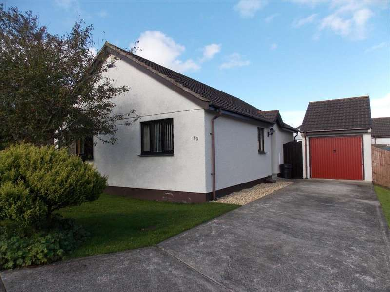 3 Bedrooms Detached Bungalow for sale in Town Farm, Redruth