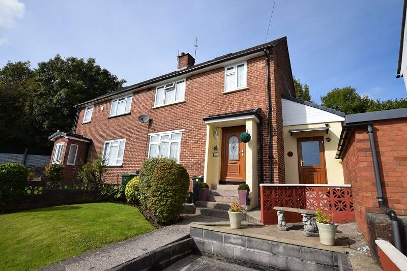3 Bedrooms Semi Detached House for sale in Johnston Road, Llanishen, Cardiff. CF14 5HJ