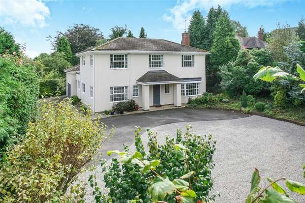 5 Bedrooms Detached House for sale in Conduit Lane, BRIDGNORTH, Shropshire