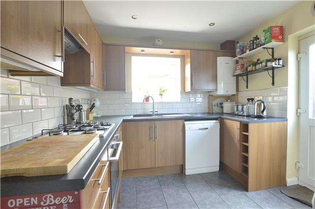 3 Bedrooms Semi Detached House for sale in Northway, TEWKESBURY, Gloucestershire, GL20 8PW