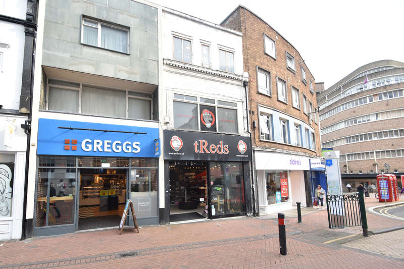 Shop Commercial for rent in 58 Old Christchurch Road, Bournemouth, Dorset BH1 1LL