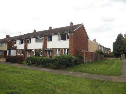 3 Bedrooms End Of Terrace House for sale in Gordon Road, Little Paxton, St. Neots, Cambridgeshire