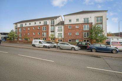 2 Bedrooms Flat for sale in Cumbernauld Road, Dennistoun, Glasgow