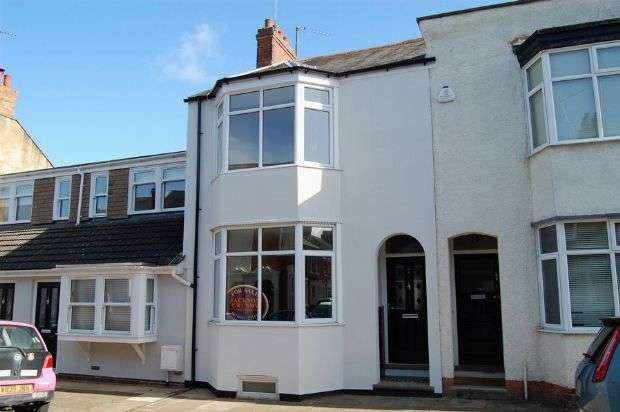 2 Bedrooms Terraced House for sale in Thursby Road, Abington , Northampton NN1 5NB