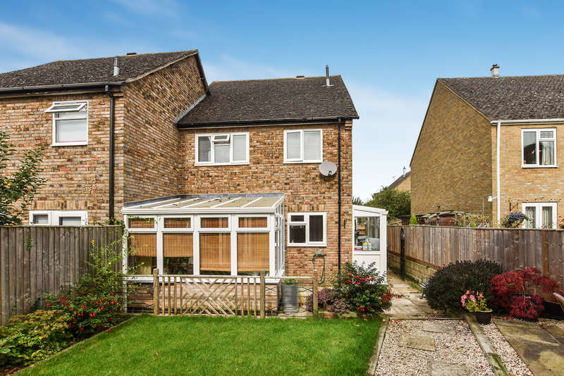 4 Bedrooms End Of Terrace House for sale in Chaundy Road, Tackley