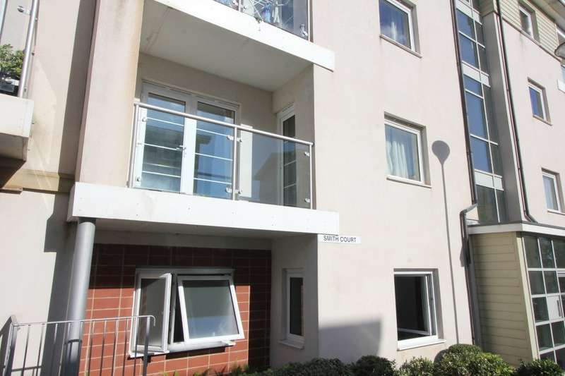 2 Bedrooms Flat for sale in Smith Court, McKay Avenue