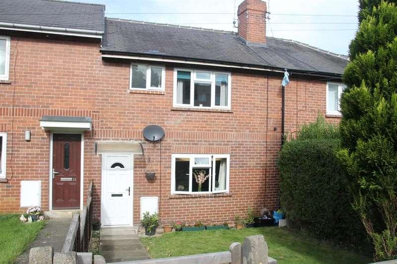 3 Bedrooms Terraced House for sale in Scargill Road, Harrogate, HG1 2JR