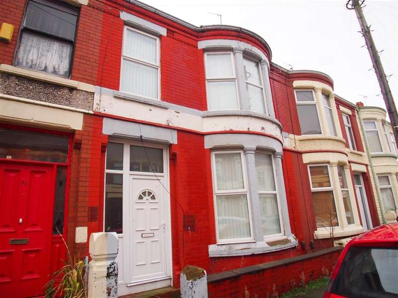 3 Bedrooms Terraced House for sale in Hartismere Road, Wallasey, CH44 9DT