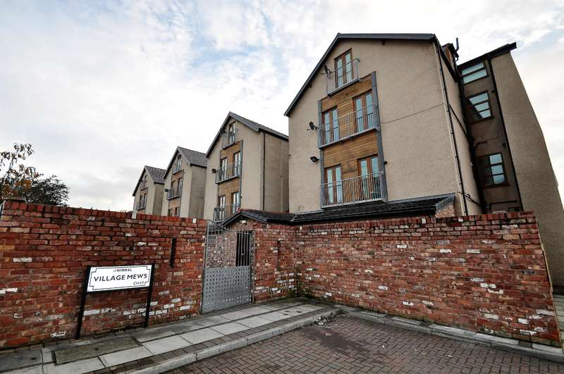 2 Bedrooms Flat for sale in Village Mews, Wallasey Village, Wallasey, CH45 3HD