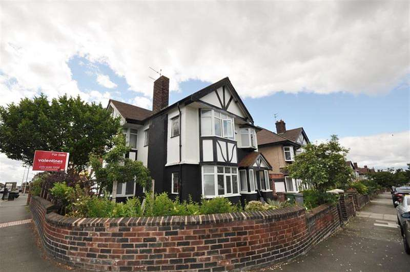 4 Bedrooms Detached House for sale in Vyner Road, Wallasey, Wirral, CH45 6TF