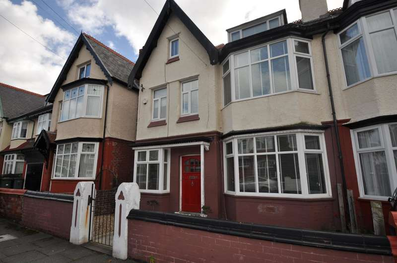5 Bedrooms Semi Detached House for sale in Langdale Road, Wallasey, Wirral, CH45 0LS