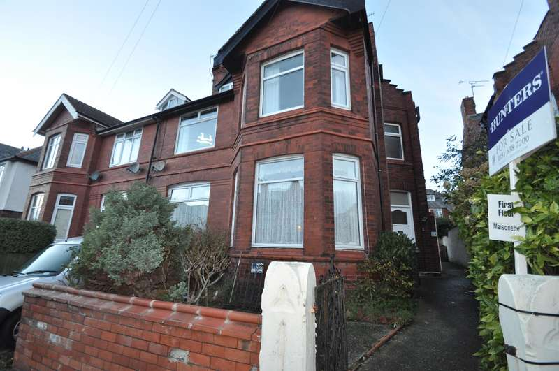 4 Bedrooms Maisonette Flat for sale in Ennerdale Road, Wallasey, CH45 0LY