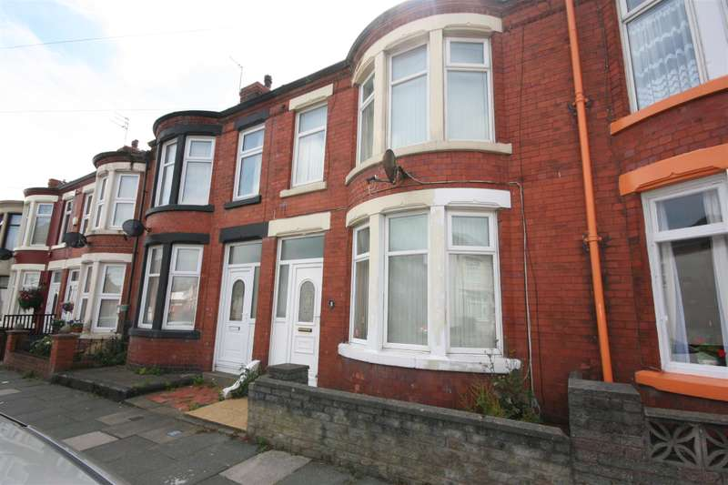 3 Bedrooms Terraced House for sale in Norwood Road, Wallasey, CH44 4EE
