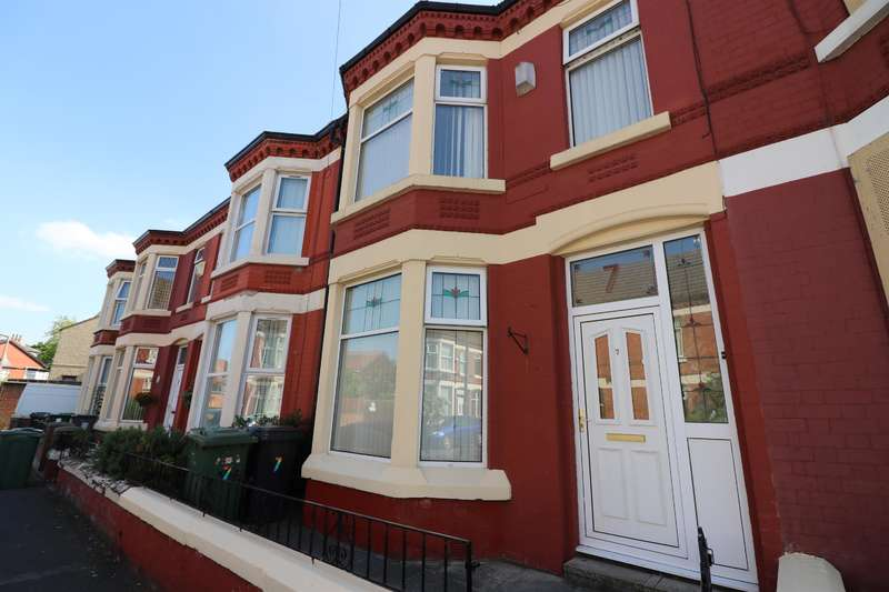 3 Bedrooms Terraced House for sale in St. Marys Street, Wallasey, CH44 5TX