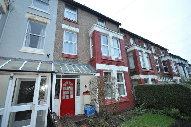 4 Bedrooms Terraced House for sale in Pickering Road, Wallasey, CH45 9LP