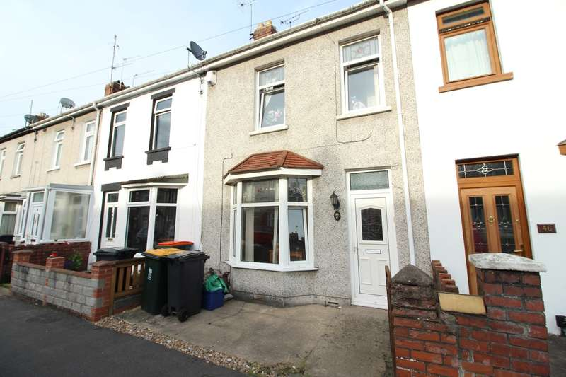 3 Bedrooms Terraced House for sale in Walford Street, Newport, NP20