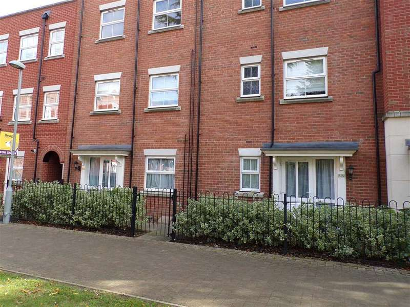 2 Bedrooms Apartment Flat for sale in Bramley Hill, Ipswich