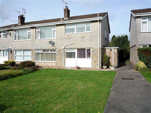 2 Bedrooms Maisonette Flat for sale in Heol Lewis, Rhiwbina, Cardiff