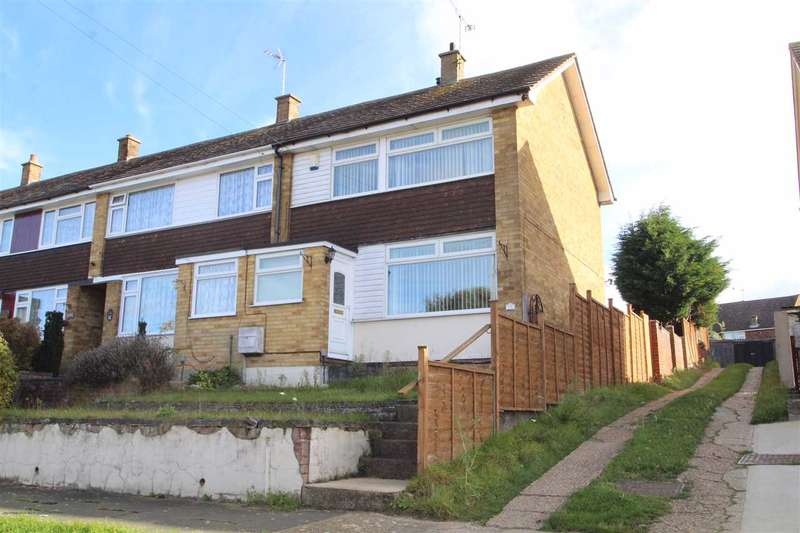 3 Bedrooms End Of Terrace House for sale in Bridgwater Road, Ipswich