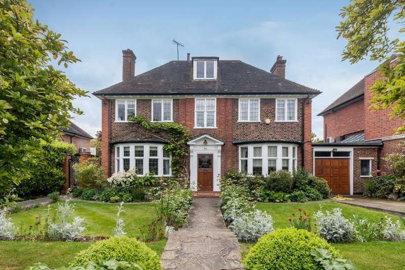 6 Bedrooms Detached House for sale in Sheldon Avenue Kenwood N6