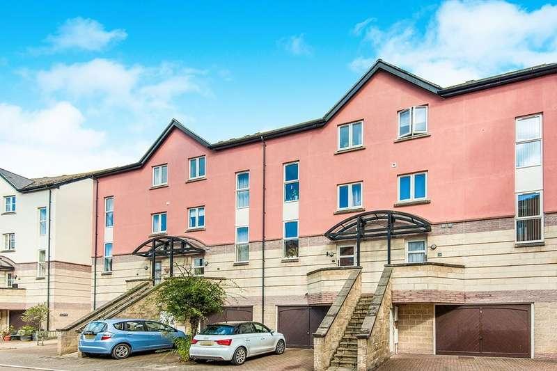 2 Bedrooms Flat for sale in Waterside, Exeter, EX2