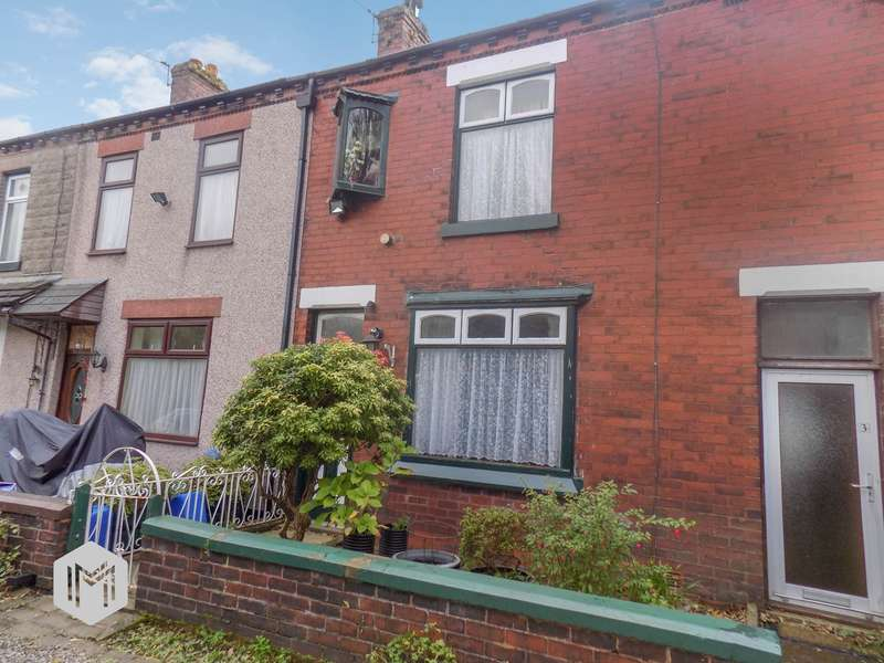 2 Bedrooms Terraced House for sale in Irwell Street, Stoneclough, Radcliffe, Manchester, M26
