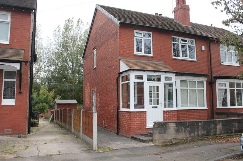 3 Bedrooms Semi Detached House for sale in Linden Grove, Stockport, SK2