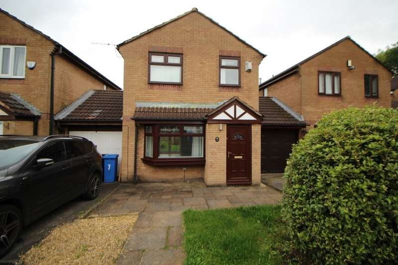 3 Bedrooms Property for sale in Mulberry Walk, Droylsden, Manchester, M43