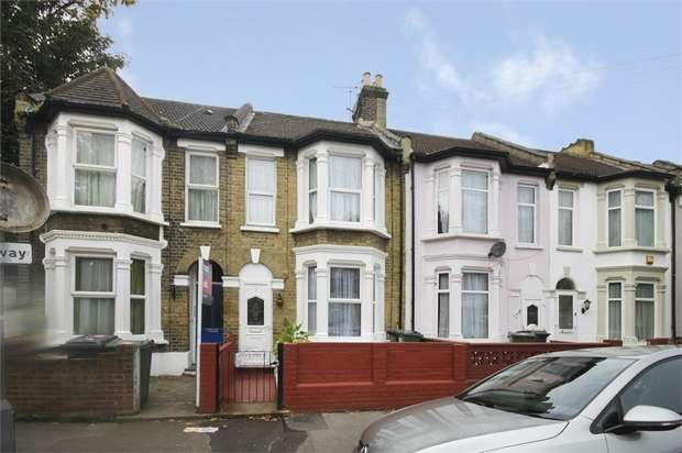 2 Bedrooms Terraced House for sale in Cambrian Road, Walthamstow, London