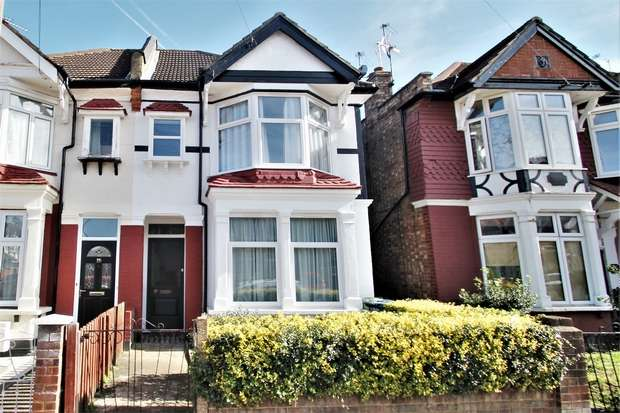 4 Bedrooms Semi Detached House for sale in Hamilton Road, Harrow, Middlesex