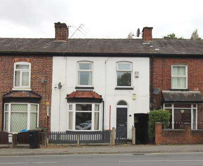 3 Bedrooms End Of Terrace House for sale in Ladybridge Road, Cheadle Hulme, Cheadle, Greater Manchester