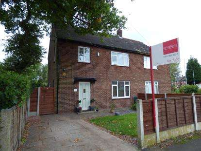 3 Bedrooms Semi Detached House for sale in Newall Road, Wythenshawe, Manchester