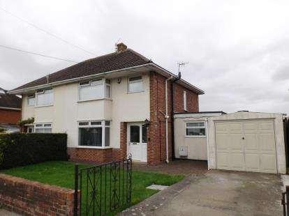 3 Bedrooms Semi Detached House for sale in Highridge Green, Highridge, Bristol