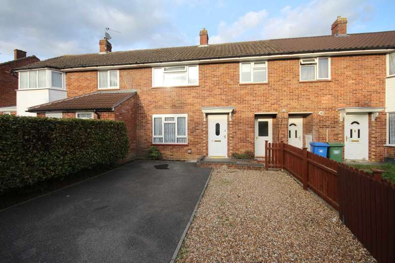 3 Bedrooms Terraced House for sale in Longmoors, Priestwood