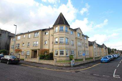 2 Bedrooms Flat for sale in Aitchison Place, Falkirk