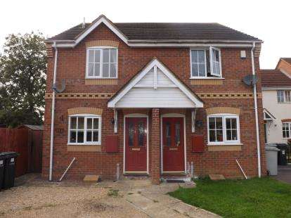 2 Bedrooms Semi Detached House for sale in Bradley Close, Louth