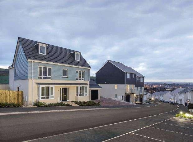 4 Bedrooms Detached House for sale in Camomile Lawn, Weston Lane, Totnes, Devon